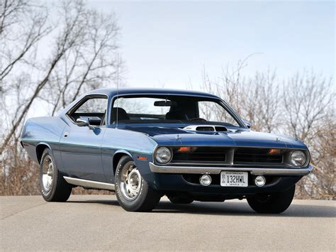 1970 Plymouth Hemi Cuda Bs23 Muscle Classic Barracuda H