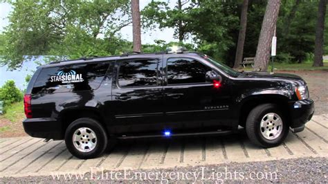 star signal vehicle products demo suburban outfitted