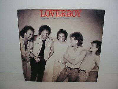 In 2016, this song featured in a commercial for national car rental featuring patrick warburton of seinfeld fame. Loverboy Lovin Every Minute Of It Lp Album Vinyl 33 rpm | eBay