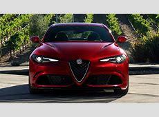 2017 Alfa Romeo Giulia Quadrifoglio US Wallpapers and
