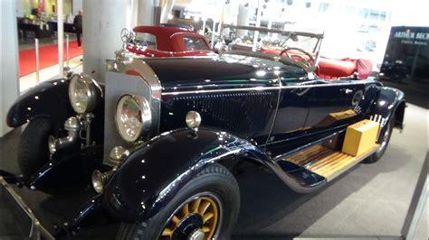 1925 mercedes 15/70/100 hp tourer. 1925 - Mercedes-Benz 24-100 140PS - Exterior and Interior - Retro Classics Stuttgart 2016 - YouTube
