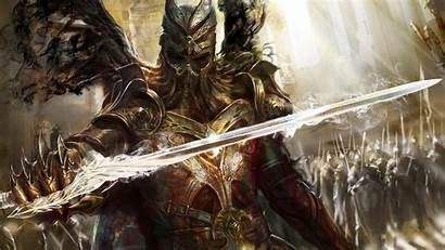 Knight Sword Fantasy Knights Warrior Army Concept