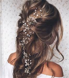 coiffure mariage photo coiffure mariage une tresse cascade