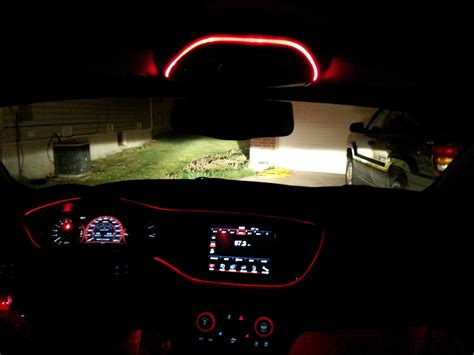interior dashboard light expand it to more in the car