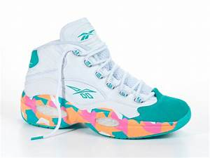 The new Allen Iverson Reeboks are so hideous they are ...