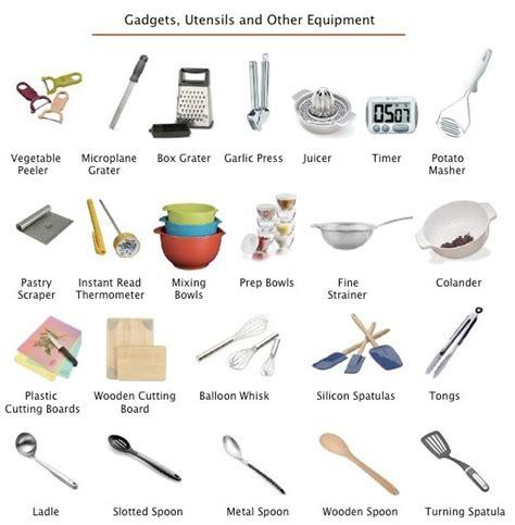 les blogs de cuisine décorer fr les ustensiles de cuisine