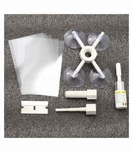 Kit Reparation Phare : kit pour r paration d 39 impact sur un pare brise ~ Farleysfitness.com Idées de Décoration
