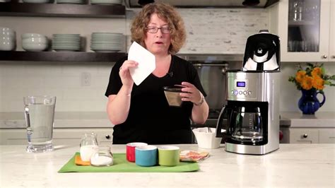 You can purchase glass carafes, carafe lids, filters, water filter holders, and filter basket holders, among other parts. 14-Cup Programmable Coffeemaker (DCC-3200) Demo Video - YouTube