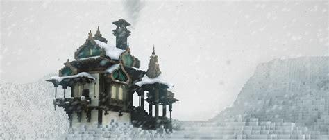 winter  minecraft
