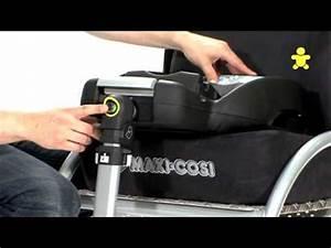 Maxi Cosi Axiss Isofix : maxi cosi easyfix base youtube ~ Watch28wear.com Haus und Dekorationen