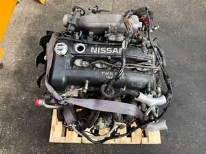 Nissan Silvia S14 Blacktop Vvt Sr20det Engine