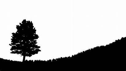 Silhouette Hill Clipart Hills Land Transparent Getdrawings