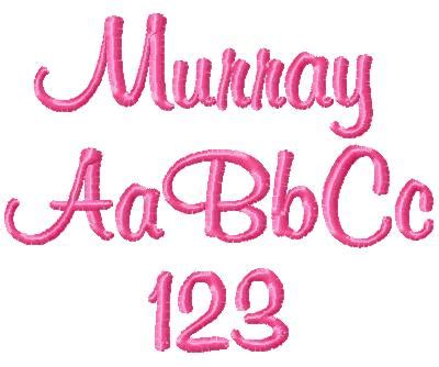 murray font embroidery images  embroidery font downloads gg designs embroidery