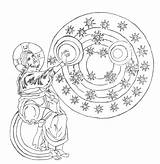 Orthodox Icon Line Drawings Coloring Orthodoxy Creatio Ru Larger Credit Sketch sketch template