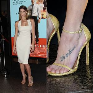 ashley greene feet - image #215
