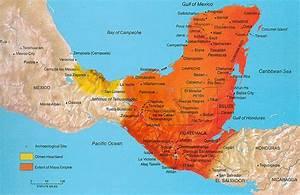 The Mayan Civilization Was On The Yucatan Peninsula It