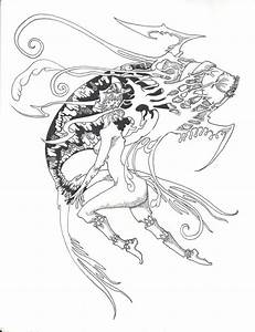 The Aquarius Lady by lucasa on DeviantArt