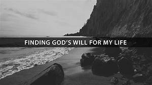 Finding God39s Will For My Life By Steve Wimble CityHill