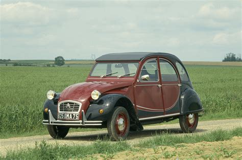 A Look At The Citroën 2cv Charleston