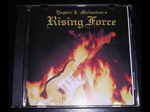 Yngwie Malmsteen Rising Force (FULL ALBUM) Original Cd ...