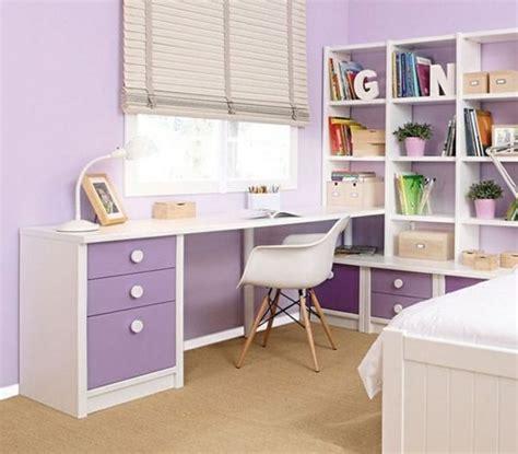 Kinderzimmer Mädchen Schulkind by Lila M 228 Dchenzimmer Schreibtisch Ideen Kinderzimmer