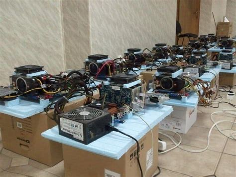 Today, if you try to mine with anything other than an asic miner, you're in for a disappointment. Bitcoin Mining Rigs