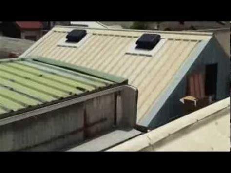 sonergi pose et installation d un extracteur d air solaire