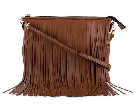 fossil fringe sling bag cooper st soul leather fringe sling bag great