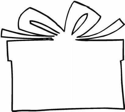 Zum Ausdrucken Present Weihnachtsmotive Coloring Vorlage Gift