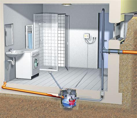 Dusche Im Keller Einbauen by Einbau Toilette Hebeanlage Keller Fur Dusche Im Da