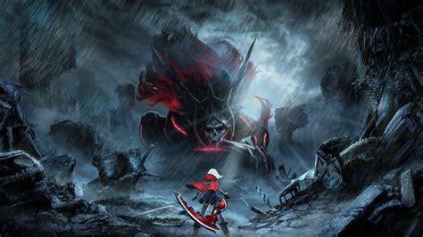 8k Anime Wallpaper - god eater 2 rage burst 4k 8k wallpapers hd wallpapers