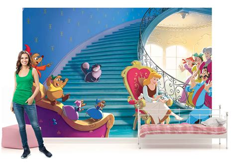 Disney Wallpaper For Bedrooms by Disney Princesses Wall Mural Photo Wallpaper Bedroom