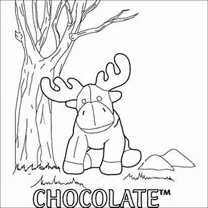 Free Printable Ty Beanie Babies Coloring Pages