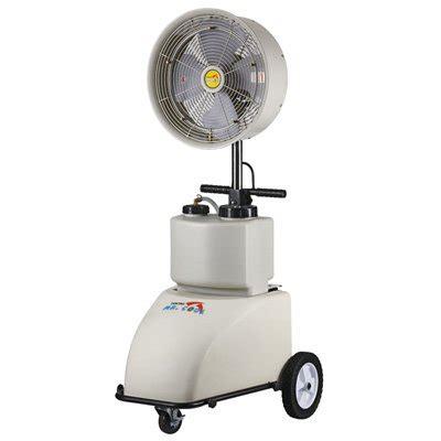 high pressure misting fan portable misting fans buy aero mist aero cool portable