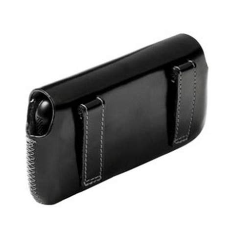 krusell leather hector black 3 krusell hector 3xl leather pouch black kruse