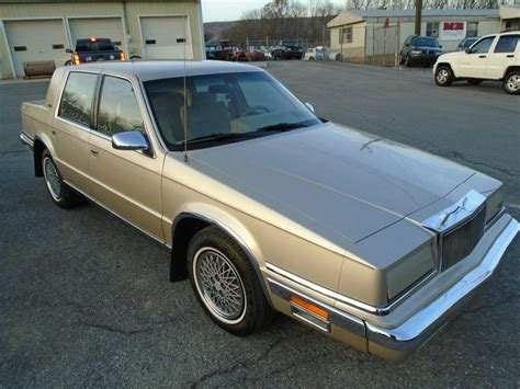 For Sale New by 1989 Chrysler New Yorker For Sale