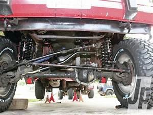 Best Jeep Cherokee Front Axle