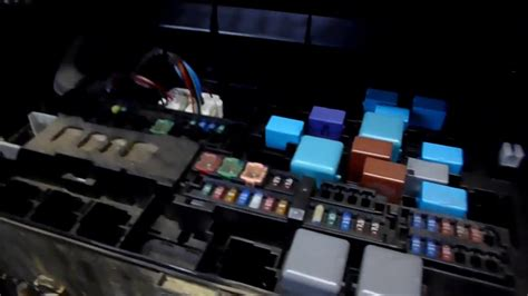 Toyota Tundra Fuse Box Obd Scanner Locations Youtube