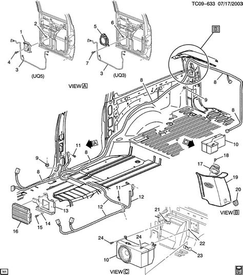 2000 Chevy Tahoe Transmission Diagram by Archives Dotcomrevizion