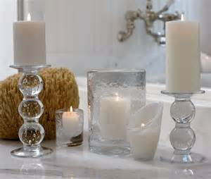 bathrooms accessories ideas decorate with candles in every room
