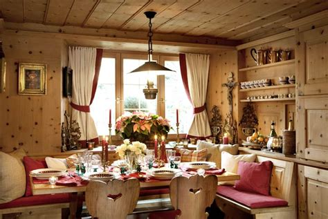 Cute Kitchen Ideas - cozy house in the alps ideas for home garden bedroom kitchen homeideasmag com