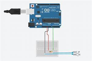 Use Arduino Analog Pin Instead Of Electret Mic In GSM