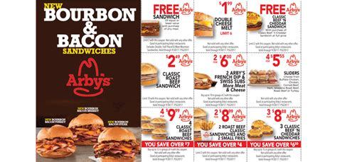 arbys coupons coupon codes blog