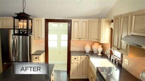 tuscany white maple kitchen cabinets installed