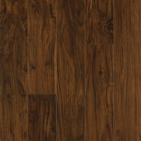 acacia laminate flooring pergo xp kona acacia 10 mm thick x 6 1 8 in wide x 47 1 4 in length laminate flooring 16 12