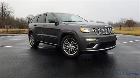 review garage  jeep grand cherokee summit
