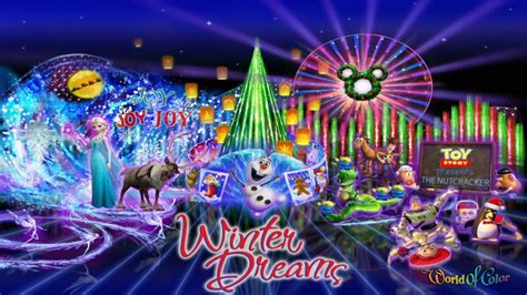 world of color winter dreams out of the loop world of color winter dreams to debut