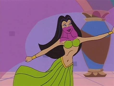 Cartoon Harem, Genies, Belly-dancers Wiki