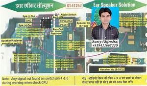 Samsung E1252 Ear Speaker Solution By Buntygsm Mobile