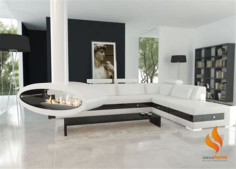style moderne en noir et blanc lovter